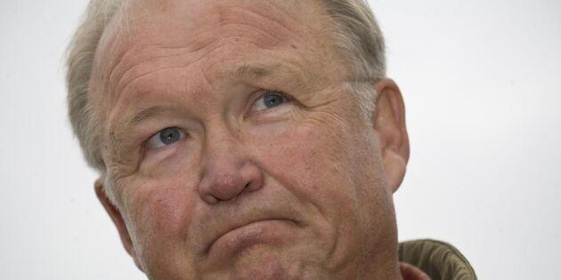 """Göran Persson kritiserar höghastighetsbanan: """"Någon måste säga vad som är viktigast"""""""