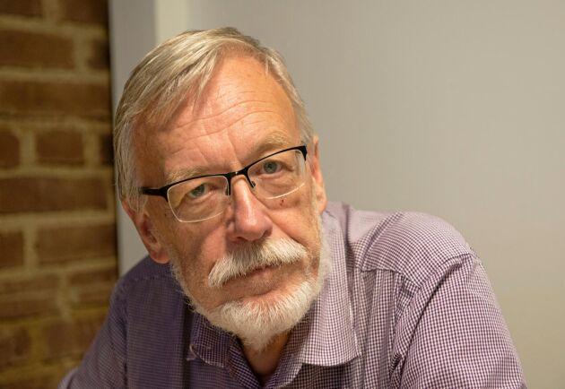 Det fanns aldrig något alternativ till att bygga det omfattande IT-systemet för jordbrukarstöd, anser Jordbruksverkets chefsekonom Harald Svensson. Det gamla hade tjänat ut.