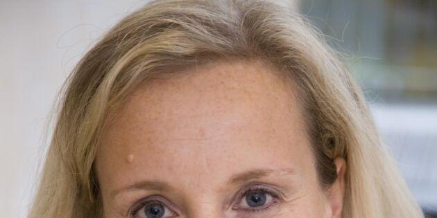 Annika Bergman till XL-bygg