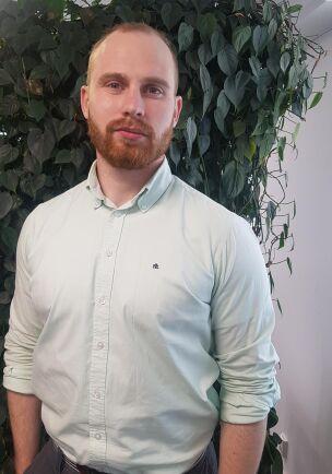 Per Gerhardsson, inköpschef för spannmål på Lantmännen.