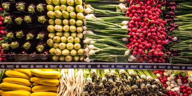 Livsmedelsstrategin: Dags för ny handlingsplan