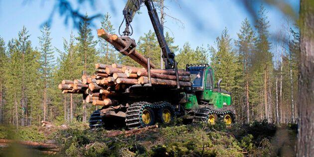 Sveaskog säkrar tillgången på förnybart drivmedel