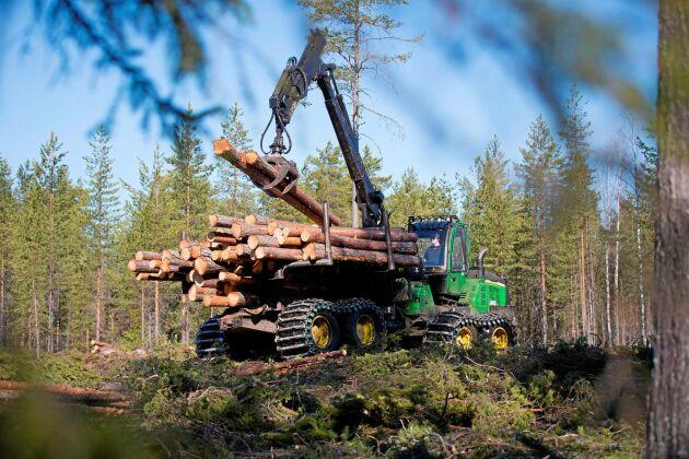 Sveaskog säkrar tillgången på förnybara drivmedel.