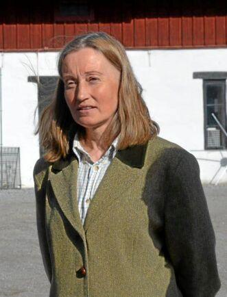 Solveig Larsson, ordförande i Jägarnas Riksförbund.
