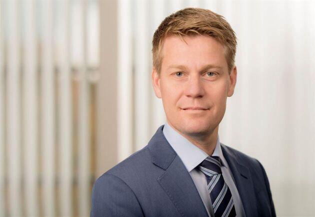 Olof Hansson, affärsområdeschef Södra Skog.