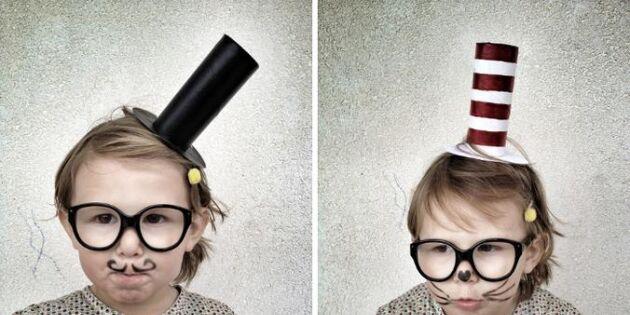Bli hattmakare med rulle