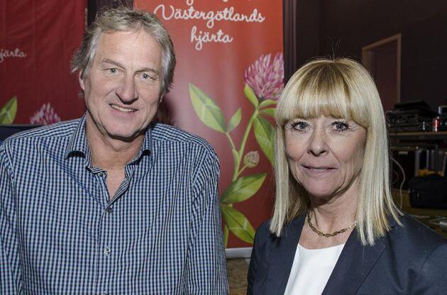 Marika Wärff tog över efter Thomas Andersson som var vd i nära 40 år.