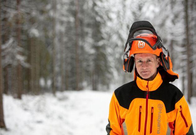 Per Jonasson driver bloggen Det gröna guldet.