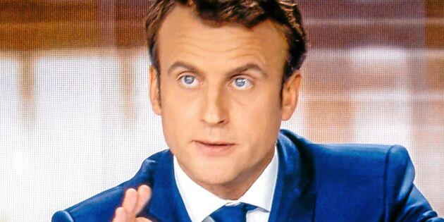 Macron och liberaler får mer makt över Cap