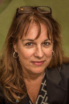 Maria Donis är VD på Svensk Fågel.