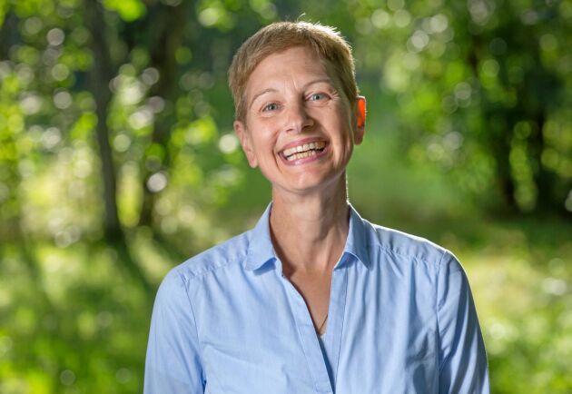 Cindy Kite, hållbarhetschef Polarbröd.