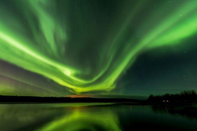 Norrsken är det något av det mest spektakulära du kan se på en natthimmel.