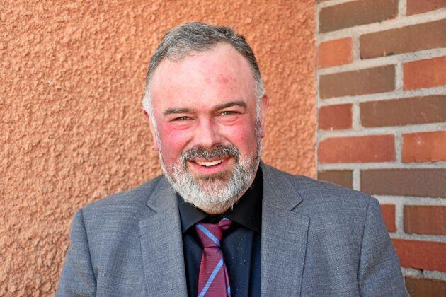 Patrik Olsson, ordförande för LRF Värmland.