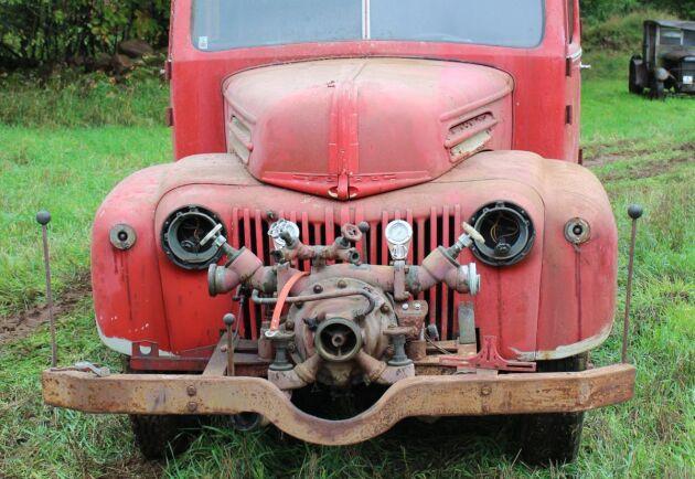 En Ford 798T från 1947.