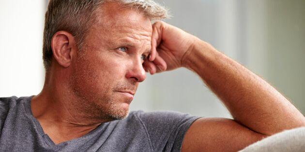 5 vanliga frågor och svar om manligt klimakterium