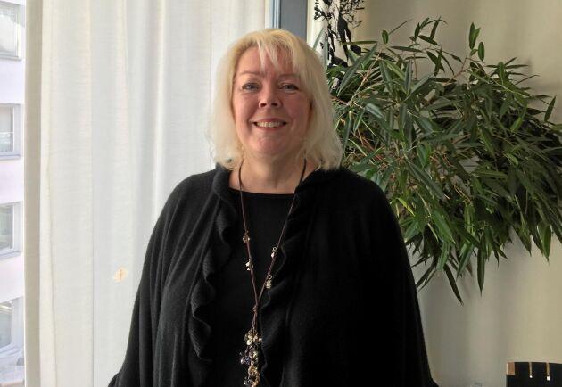 Susanne Lundgren, ansvarig företagande vid LRF.