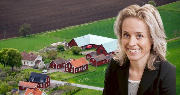 Jessica Wieslander, jurist, Berggren & Stoltz. Det är inte fastigheten på bilden som frågan gäller.