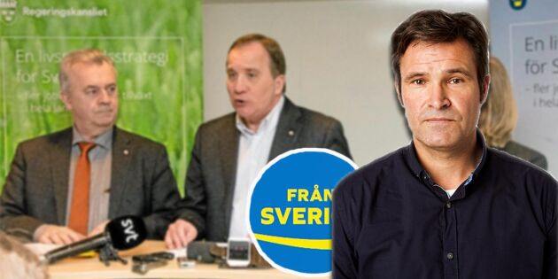 "Spaning 2019: ""Livsmedelsstrategin märks inte på gårdsnivå"""