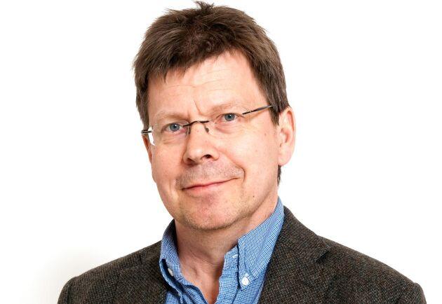 Tomas Lundmark, professor, SLU.