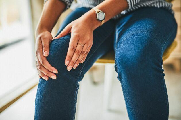 Härligt att få bättre rörlighet trots artros i knäna - och minska värken!