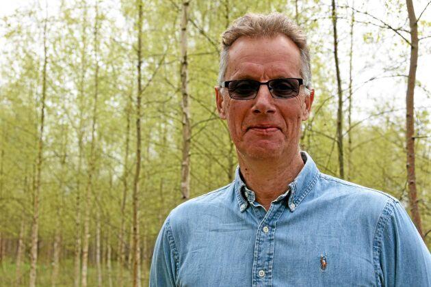 Urban Nilsson, professor i skogsskötsel vid SLU.