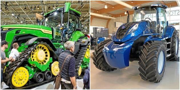 Biogastraktor kan utses till årets innovation