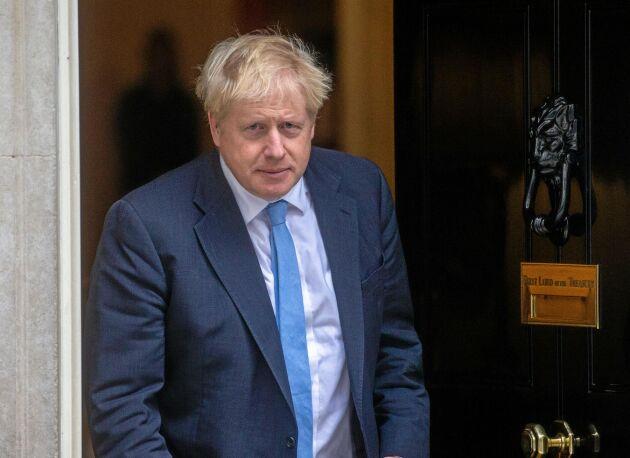 Boris Johnson vill ha Brexitfrågan klar denna vecka.