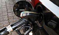 Högre pris på diesel och HVO-100