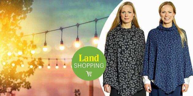 Snygg, mjuk & varm – räddningen för svala svenska kvällar