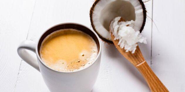 Så gör du kaffet supernyttigt! 3 enkla knep