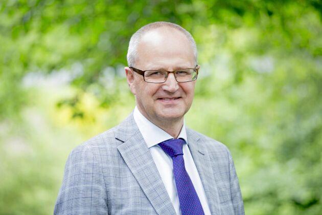 Palle Borgström, förbundsordförande LRF