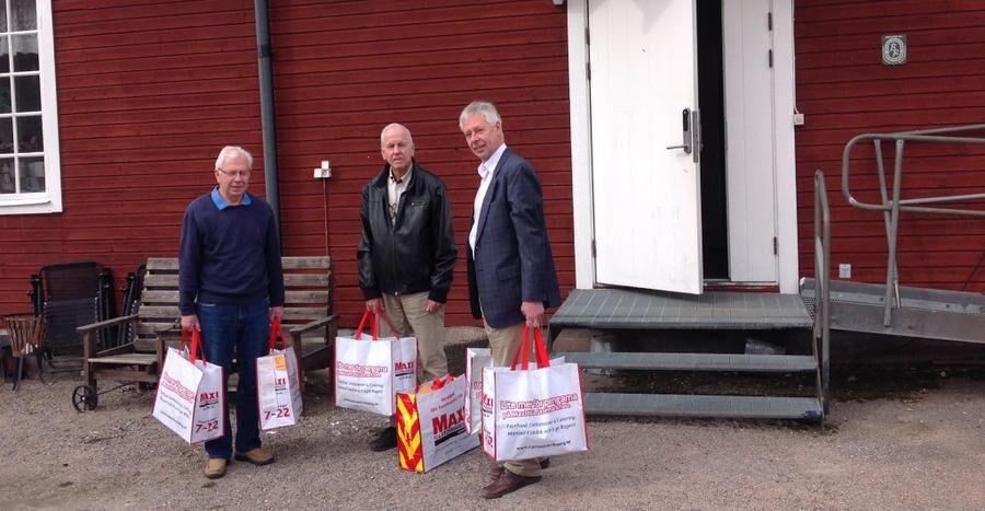 Land.se skriver om digital lanthandel i Stavsjö