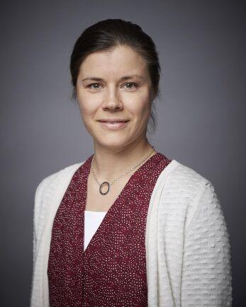 Anna Hamilton, Skogsstyrelsen.