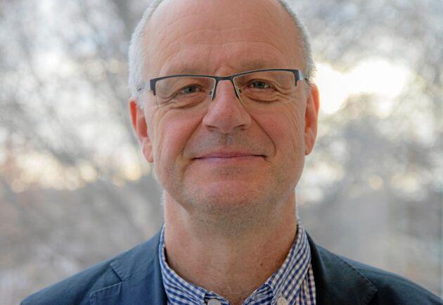 Claes Svedlindh, chef för naturavdelningen på Naturvårdsverket.