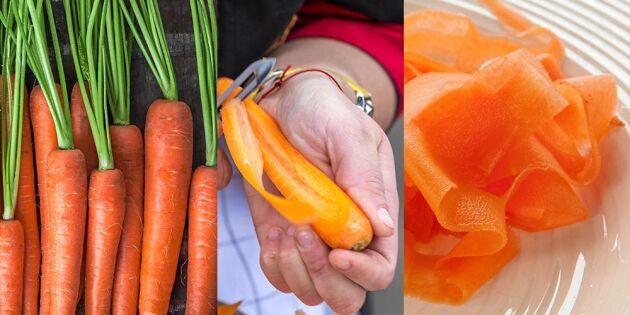 Picklade morötter – underbart gott och superenkelt!