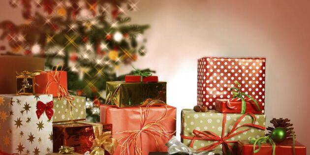 Här är kommunerna som får flest paket i jul