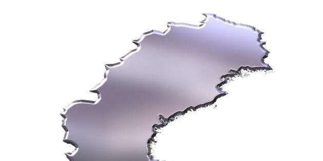 Regeringen: Slå ihop norra delen av landet