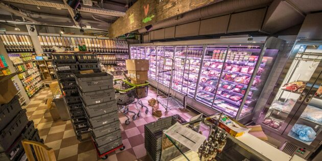 Industrin pressar handeln om livsmedelspriserna