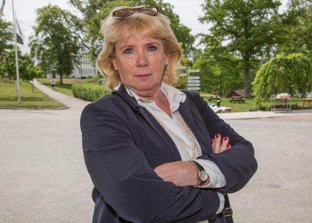 Lena Ek, ordförande, Södra.