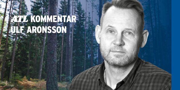 """""""Sveriges sågverkskarta har ritats om – snabbt"""""""
