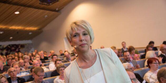 Helena Jonsson slutar som LRF-ordförande