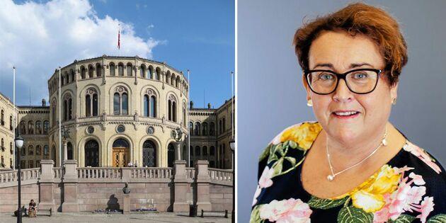Norge får en ny lantbruksminister