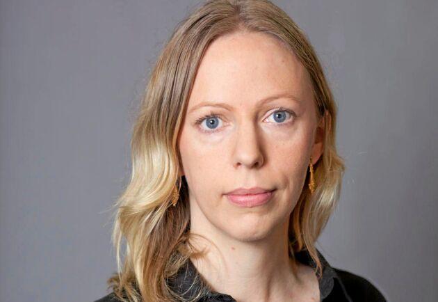 Hilda Runsten, enhetschef Energi & miljö, LRF