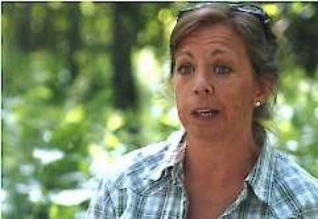 Emma Holmström, doktor vid SLUs institution för sydsvensk skogsvetenskap.