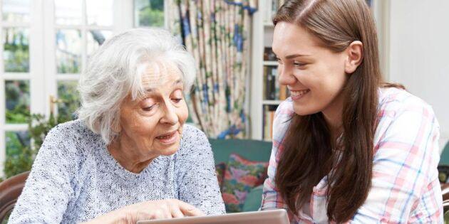 30 bra frågor du ska ställa till din mormor
