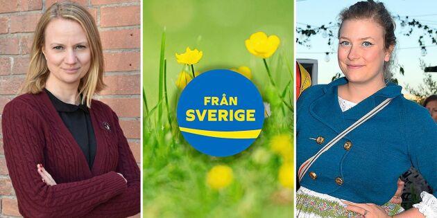 LRF och Elsa Billgren uppmanar att köpa svenskt