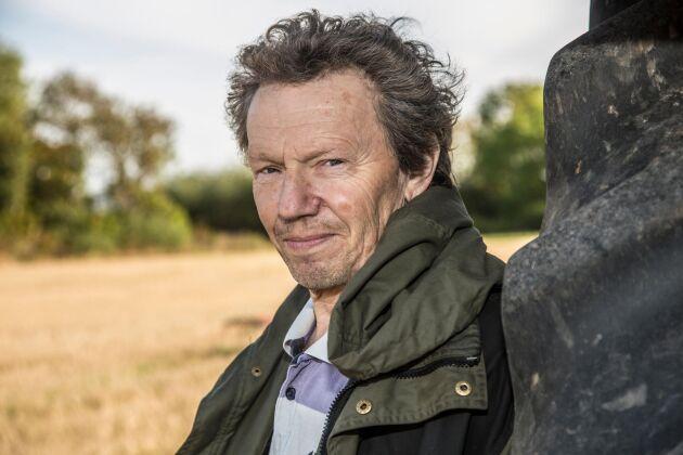 Björn Folkesson, råvaruexperet och lantbrukare.