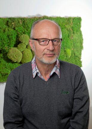 Bernt Hermansson, ordförande i branschföreningen Skogsentreprenörerna.