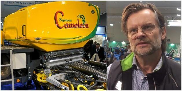 ATL TV: Cameleon anpassas för exportmarknaden