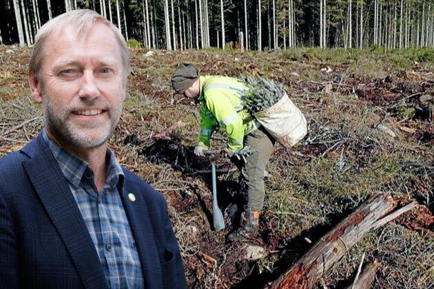 Paul Christensson, ordförande LRF Skogsägarna